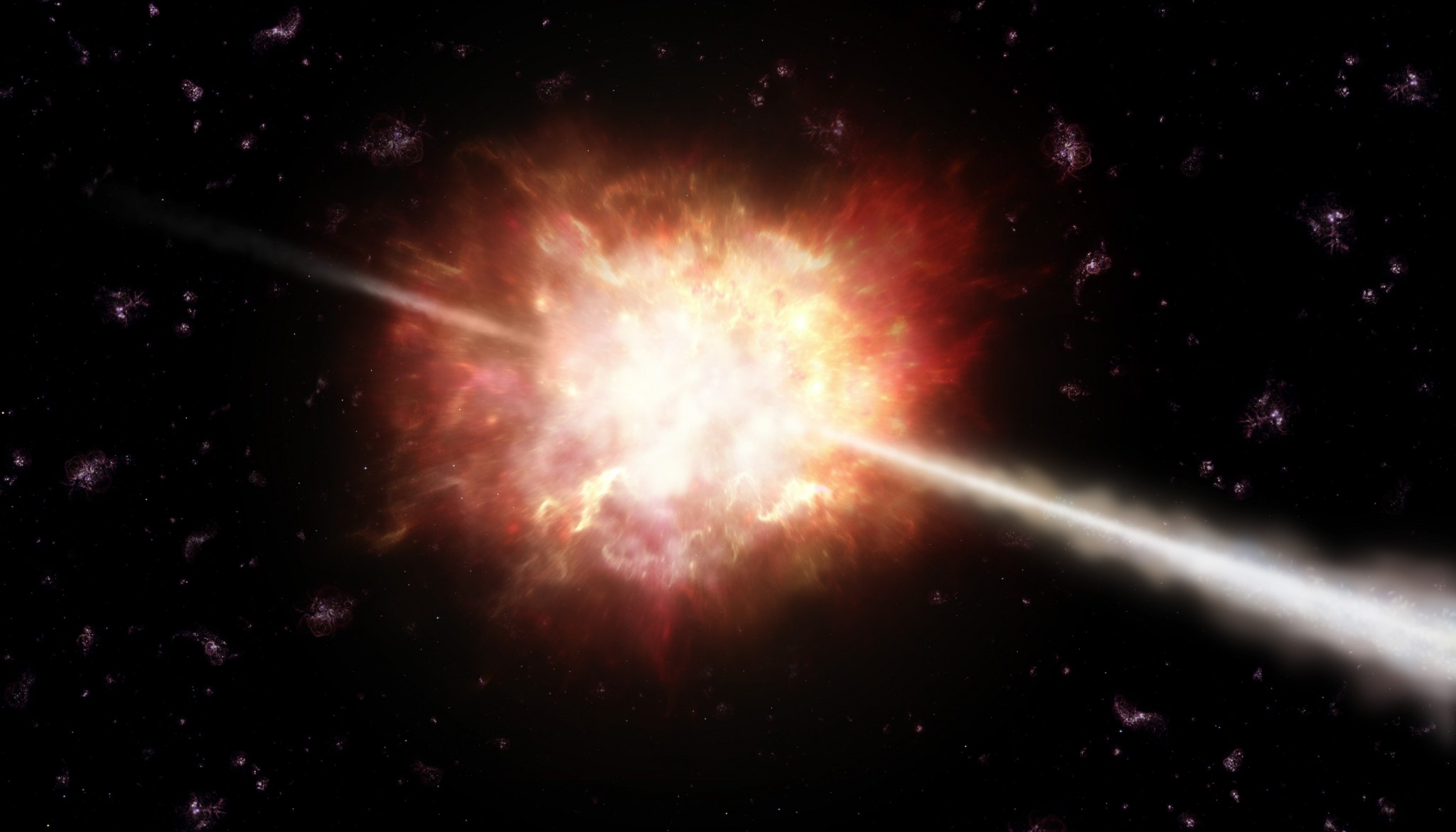 Exploding stars – Uncovered